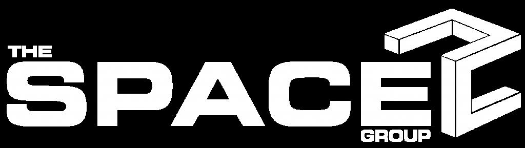 The SPACE-2 Groups Logo White