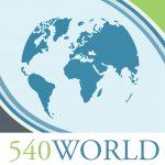 Logo for 540 World
